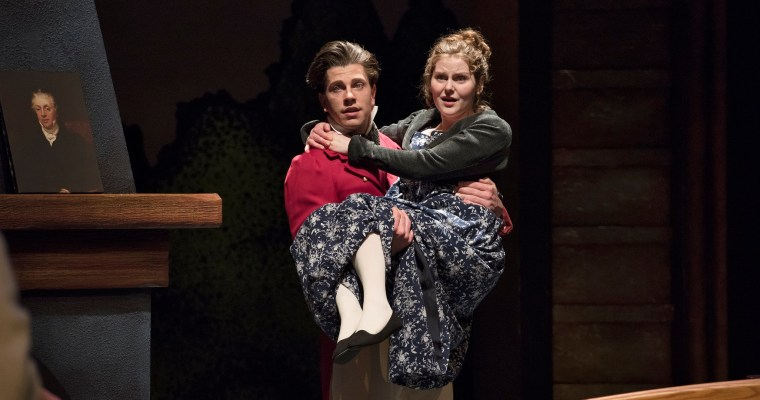 Theatre review: Sense and Sensibility