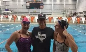 Best Lap Swimming Pools Austin longhorns masters