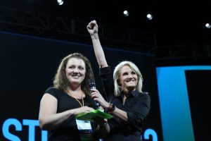 Behind the Scenes with Mel Robbins – Dallas, TX