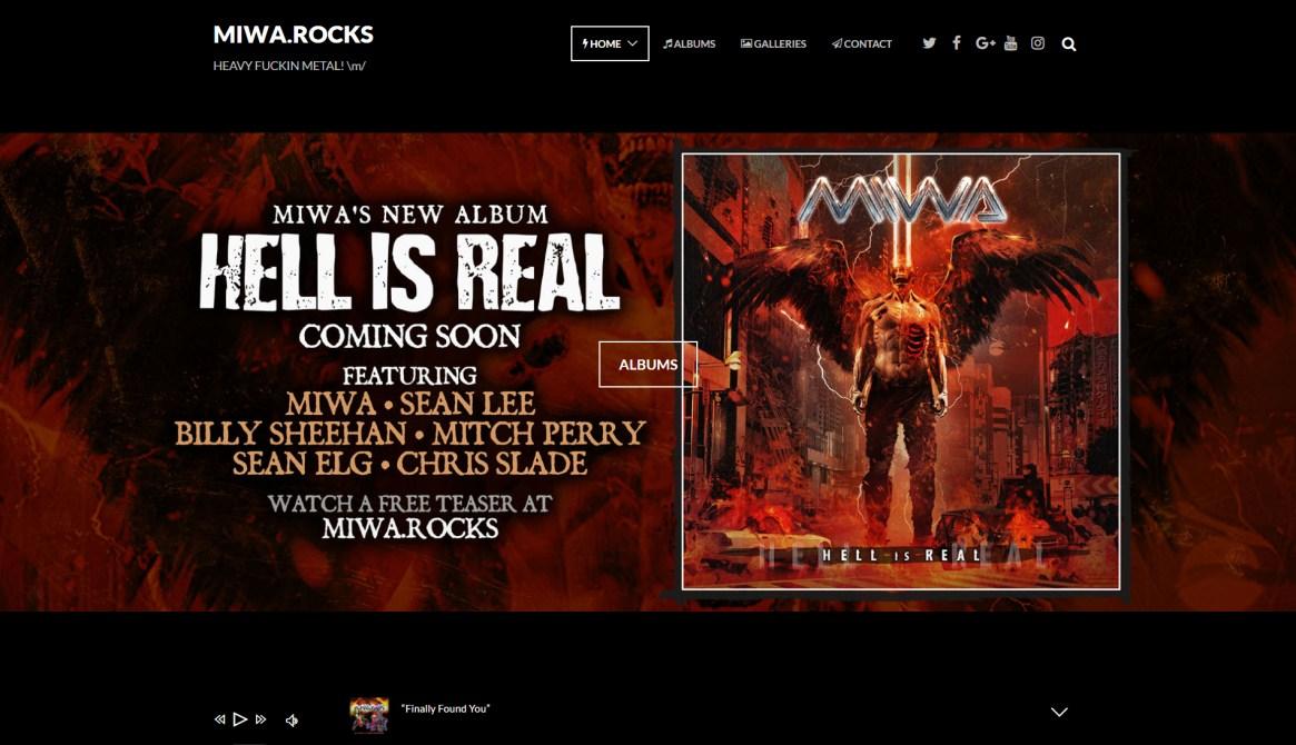 Insane Heavy Metal Band! \m/