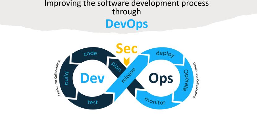 Improving the software development process through DevOps