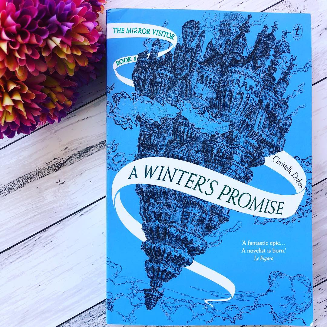A Winter's Promise - Christelle Dabos - Mel's Bookshelf