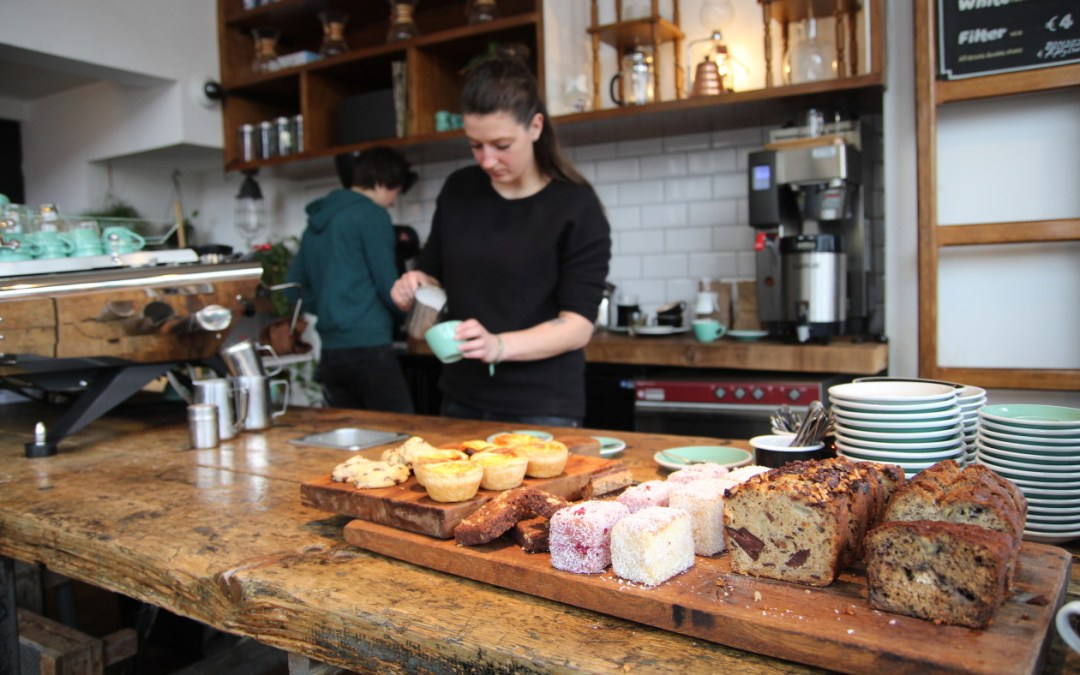 Exploring the Dutch capital: Specialty Coffee in Amsterdam