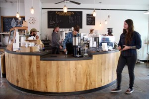 best coffee cities in the United States_Portland_Stumptown Division St