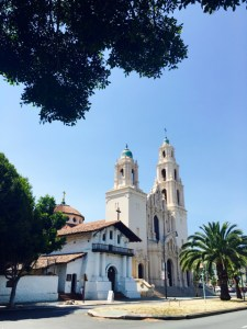 best coffee cities in the United States_San Francisco_church