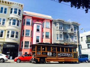 best coffee cities in the United States_San Francisco_colored houses