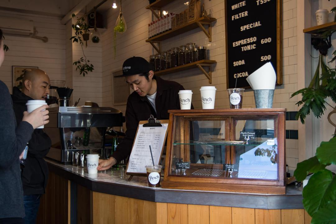 how to not get over caffeinated in Tokyo_perch by woodberry