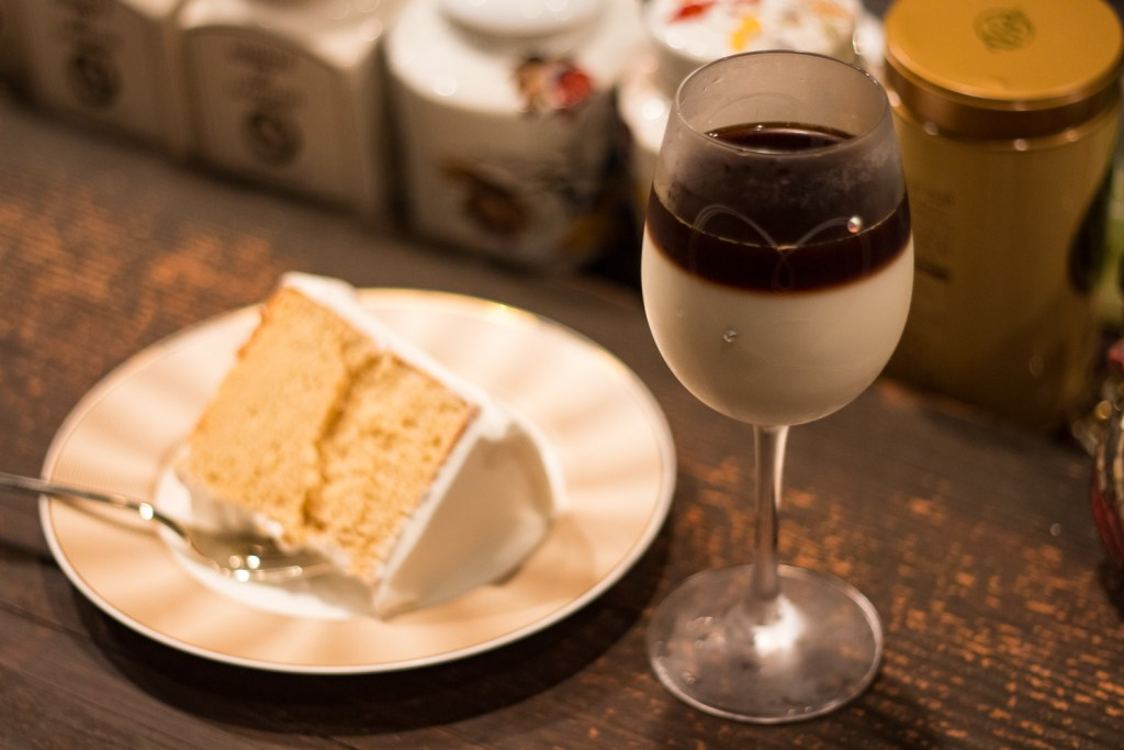 how to not get over caffeinated in Tokyo_chatei hatou