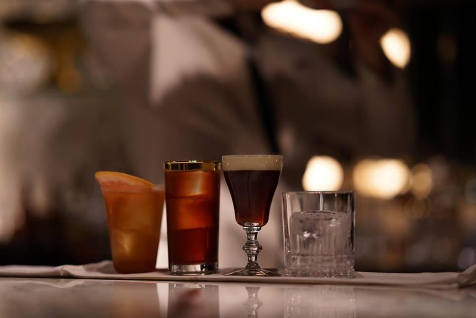 2 winning coffee cocktails by World Coffee in Good Spirits Champion 2017 Martin Hudak