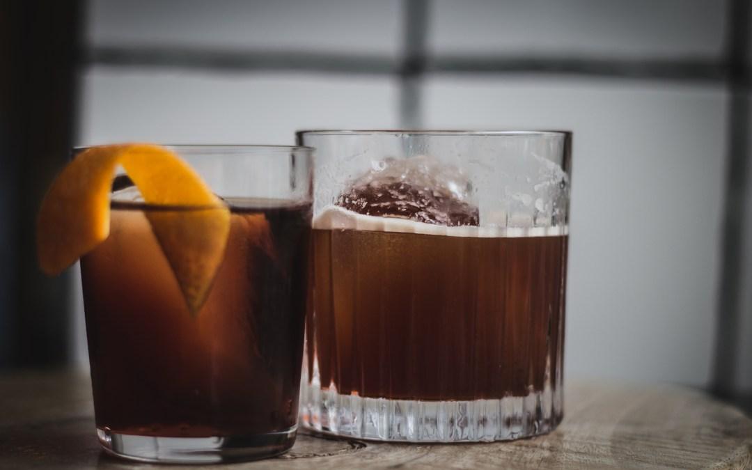 Two creative coffee & booze recipes by Berlin coffee cocktail trailblazers Happy Baristas