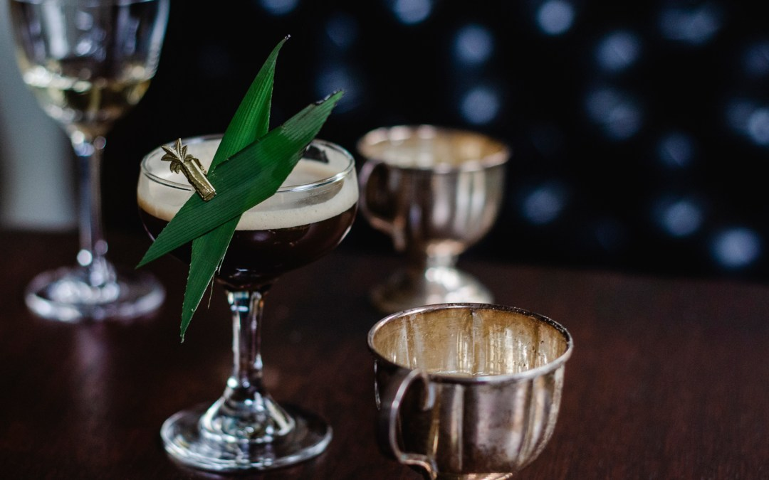 3 Coffee & Tea Cocktails by Berlin's 'Green Door' Bar Manager, Maria