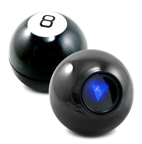 Magic 8 ball super leuk sinterklaascadeau