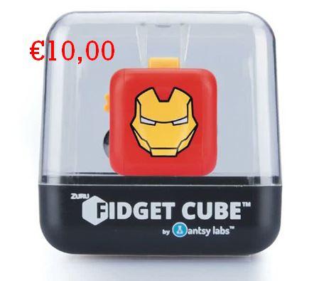 De friemel kubus een top sinterklaascadeau. Erg populair onder de jongeren