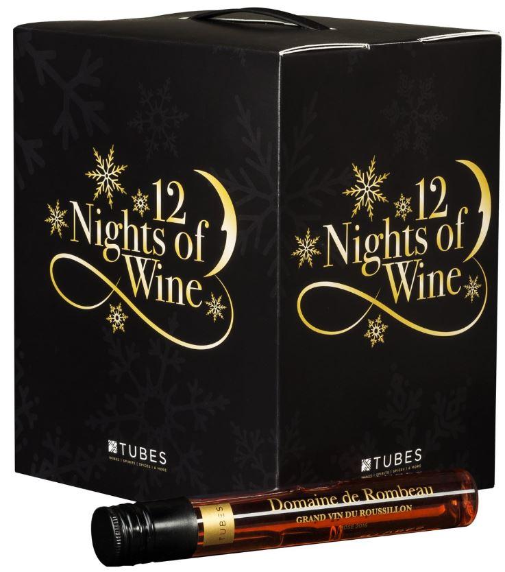 Adventkalenders - leuke sinterklaas cadeaus - adverntkalander met wijn