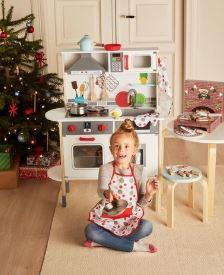 Houten speelkeuken - sinterklaas cadeau 3 jaar