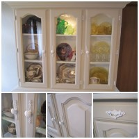 A China Cabinet of My Very Own!