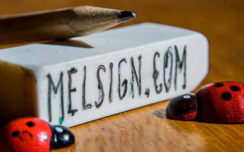 melsign-gomma