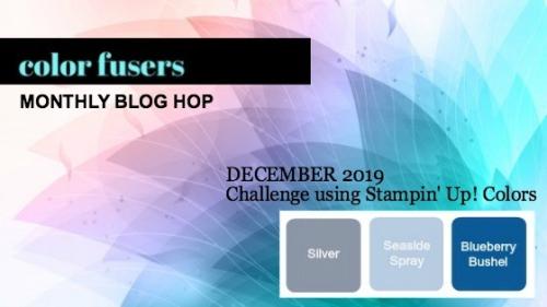 Color Fusers December 2019 color challenge