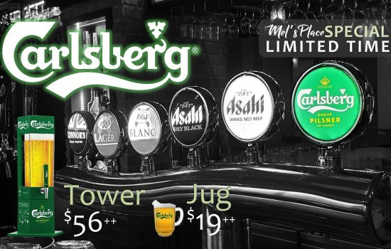 Carlsberg Beer Limited Time Offer TV