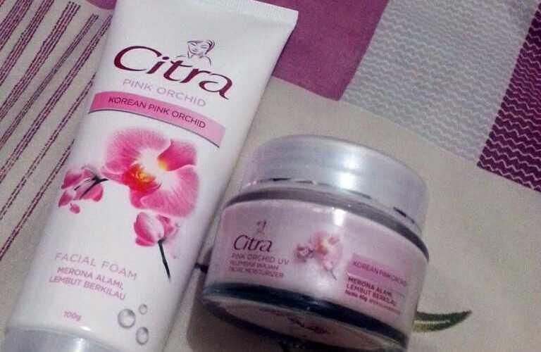 97238 cymera 20140731 115640 e1455764470433 [Review] Dapatkan Kulit Putih Merona dengan Citra Korean Pink Orchid: Moisturizer & Facial Foam