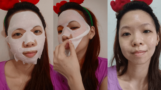 20190329 141528 00033478902239498778715 Review Seolreim Cosmetic Blooming Cell Dual Effect Mask