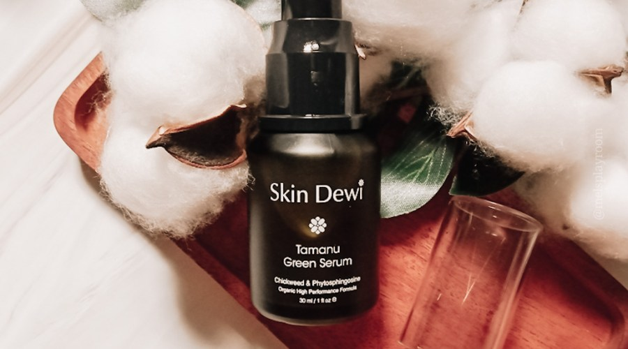 IMG20200719123846 Skin Dewi Tamanu Green Serum Review