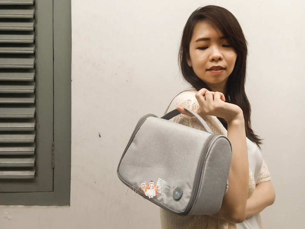 review 59s portable sterilizing bag