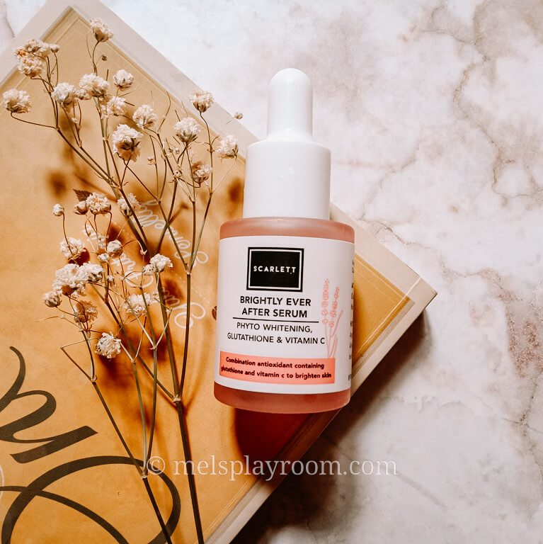 Scarlett Brightly Ever After Serum