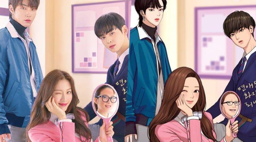 Drama Korea True Beauty 3 Tokoh Wanita dalam Drama Korea True Beauty yang Menjadi Favorit Saya