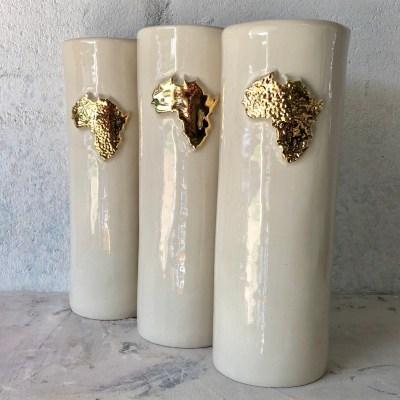 Africa vase
