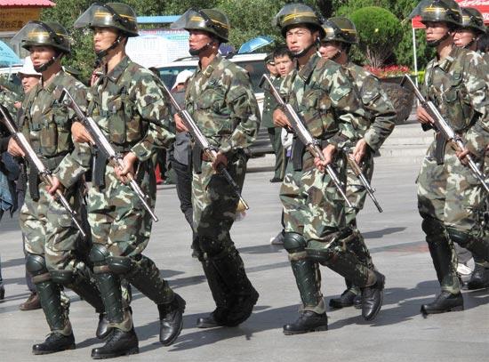 Tibetan protest | Plundering Tibet | Wild Yak Films