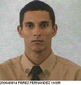 Yasir Perez Fernandez buscado por la interpol por fraude