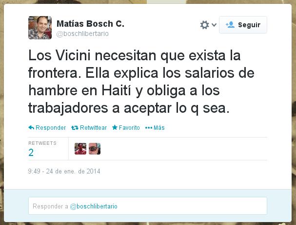 Matias Bosch - Haiti