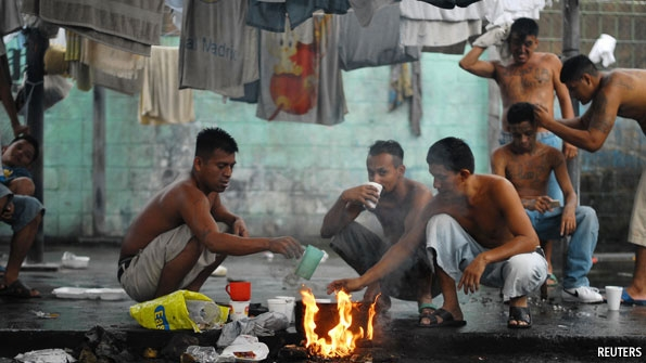 Prisiones en Latinoamérica