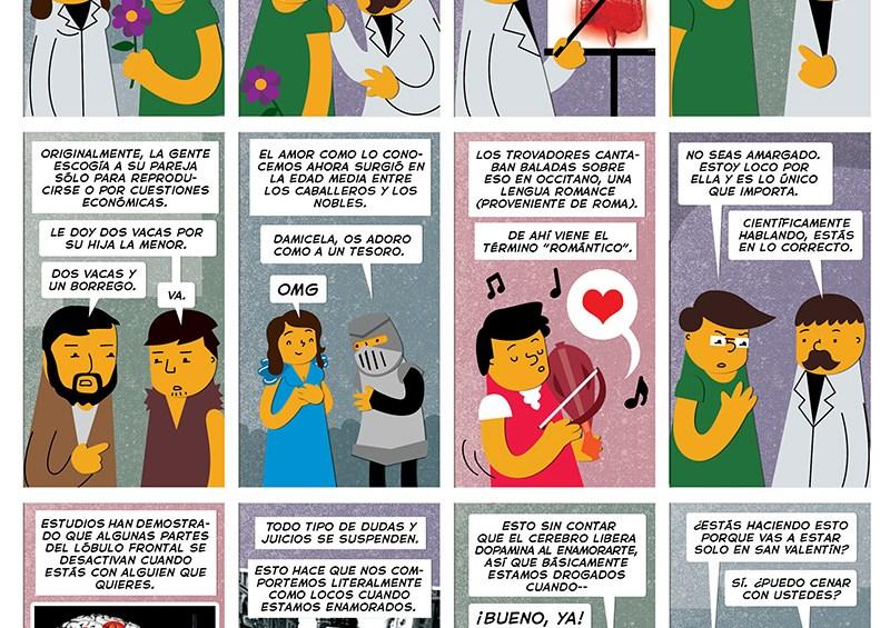Amor y Ciencia. Muy Interesante