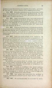 Código Civil de la República Dominicana  Edición 1923, reimpresión de 1930, página 5