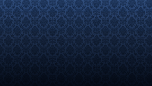 background blue damask