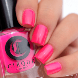 Cirque colors Nympho Vice Collection