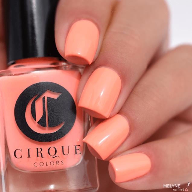 Cirque colors Vitamin D Vice Collection