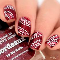 Nail art facile dotting tool Picture polish