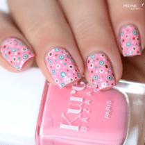 Nail art dotting tool sur Macaron de Kure Bazaar 5
