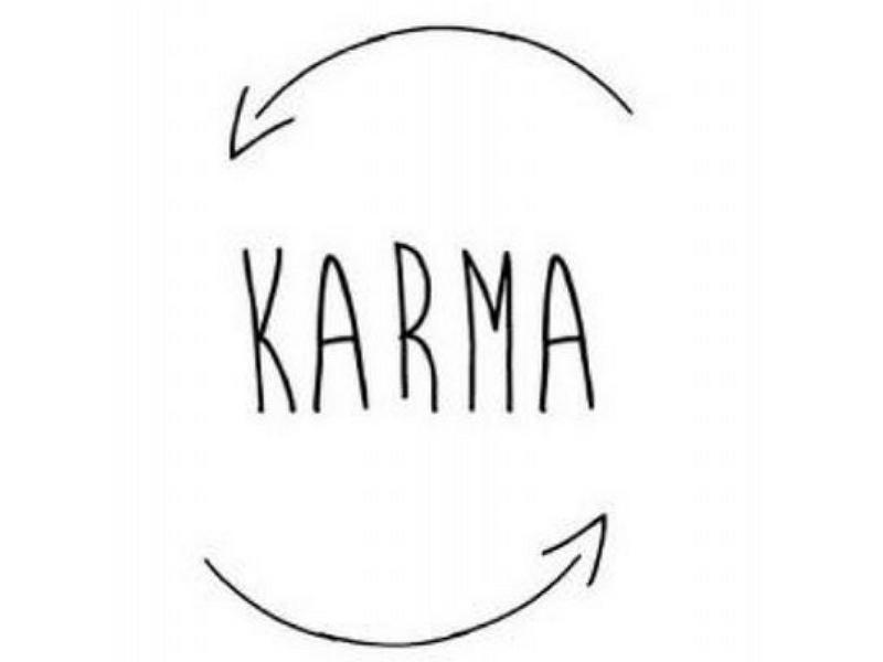 Il Karma Cosè Me Magazine