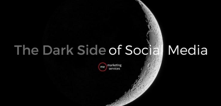 Social Media Dark Side