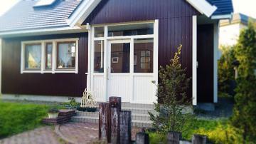 スウェーデンハウス玄関風所