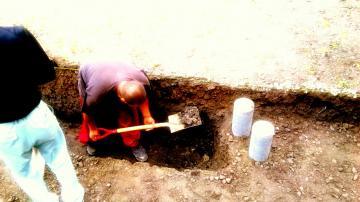塀手掘り工事札幌