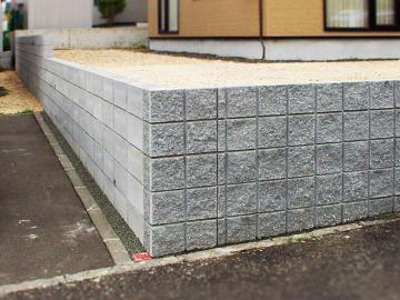 ブロック塀札幌
