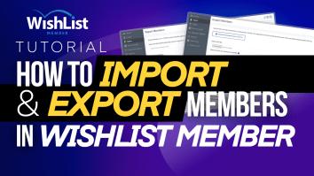 Import Export Members