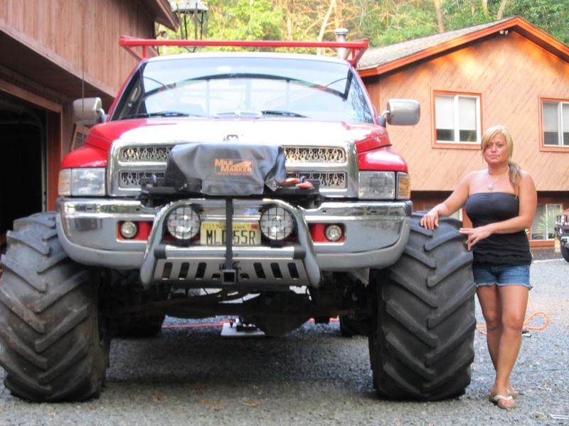 12 Inch Lift 44 Boggers