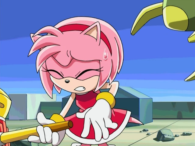 Sonic X Screenshots Tails And Amy