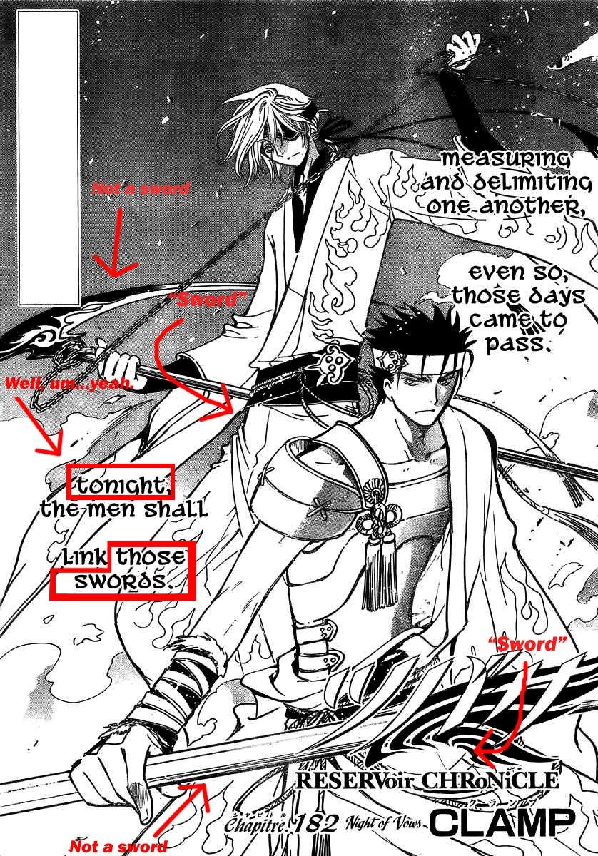 "Linking ""Swords"""